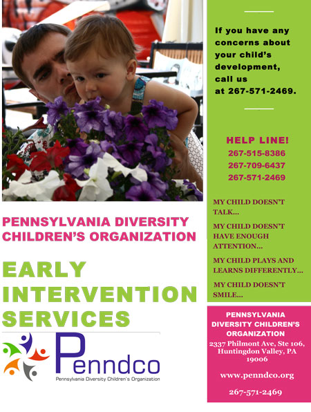 Brochure Early Intervention